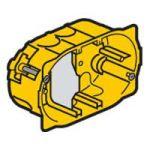Boîte multiposte Batibox cloison sèche 3 mod. prof.40mm