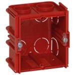 Boîte monobox carré associable