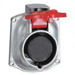 Socle tableau Hypra -IP44- 32 A - 380/415 V~ - 3P+T - métal - rempl M-L 32 A