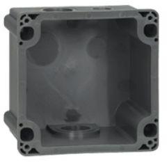 Boîtier réversible Prisinter Hypra - IP44/55 - 63 A - plast