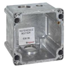 Boîtier réversible Prisinter Hypra - IP44/55 - 63 A - métal