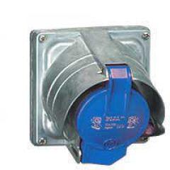 Socle tableau Prisinter Hypra - IP44/55 - 63 A - 200/250 V~ - 2P+T - métal