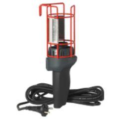 Baladeuse compacte - IP 20 - 230 V - 60 W incandescent - fiche 2P - cordon 5 m