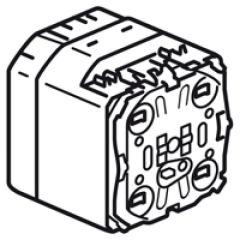 Inter double émetteur-récepteur CPL/IR Céliane - toutes charges - 2x1000W