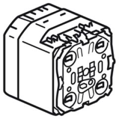 Inter double émetteur-récepteur CPL/IR Céliane - témoin - 2 x 1000 W
