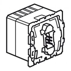 Inter avec ventilation retardée Céliane - 250 W - 250 VA