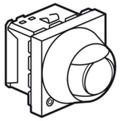 Caméra couleur Céliane MyHOME BUS - pour portier