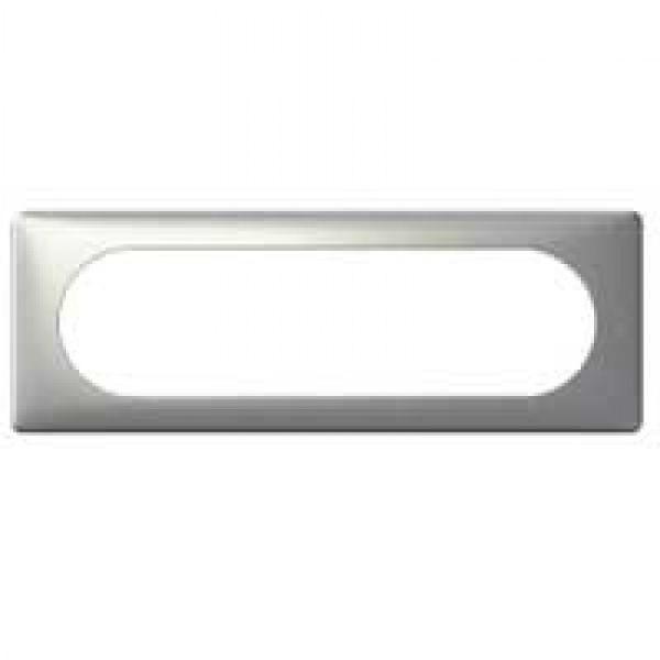 Plaque c liane m tal 6 8 modules titane achat vente legrand 068906 - Plaque metal decorative pas cher ...