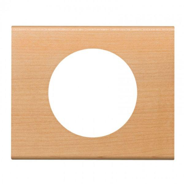 plaque c liane mati res 1 poste erable achat vente. Black Bedroom Furniture Sets. Home Design Ideas