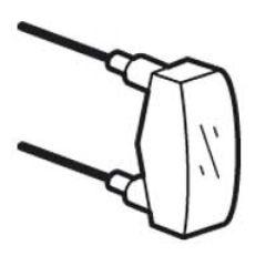 Lampe de rechange Prog Plexo - 24 V - 20 mA verte