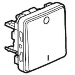 Inter bipolaire Plexo composable blanc Artic antimicr- 10 AX - 250 V