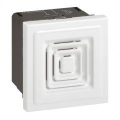 Sonnerie à timbre électronique Prog Mosaic - 2 mod - blanc