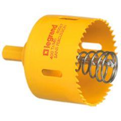Scie cloche Ø67 mm - pour boîte Batibox cloison sèche 1 à 4 postes