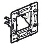 Support pour fixation à griffes Batibox - rénovation - pour 1 poste - 2 mod