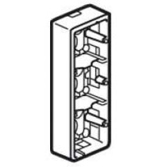 Cadre Prog Mosaic - pour support réf. 802 53 - prof 40 mm - 3x2 mod vertical