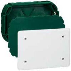Boîte complète Batibox pour dérivation - rectangulaire - 165x115x40 mm
