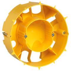 Boîte coupe feu Batibox - cloison sèche - à vis - Ø127 - prof. 55