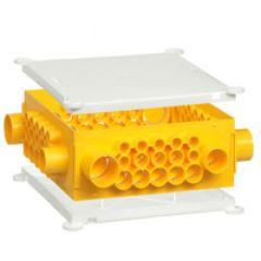 Boîte pour combles et hourdis Batibox - cloison sèche - 190 x 190 x 80 mm
