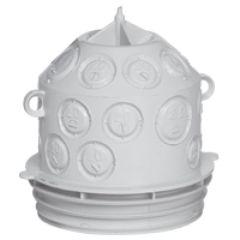 Boîte Batibox - béton - Ø85 - peut recevoir couvercle DCL avec réducteur