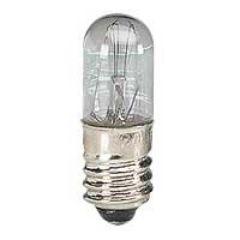Lampe E10 - 230 V - 3/4 W - pour voyant de signalisation
