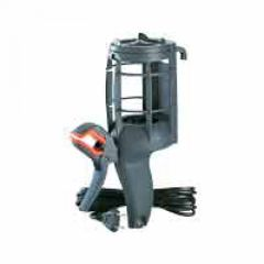 Baladeuse - 75 W incandescent - 230 V - classe II - IP 20 - avec pince