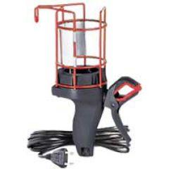 Baladeuse - 100 W incandescent - 230 V - classe II - IP 20 - avec pince + inter