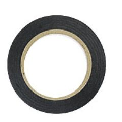 Ruban adhésif - PVC - 15 mm x 10 m - noir