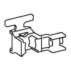 Embout Spit - pour fixation rapide de goulottes avec le Spit Pulsa 700 E
