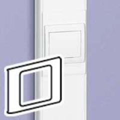 Support universel - pour DLP couv 85 mm en horizontal uniquement - 1 poste