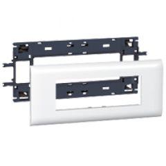 Support Prog Mosaic - pour DLP couv 85 mm - 6 modules