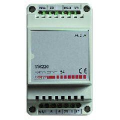 Relais auxiliaire contacts 5 A, 230 Vca, NO/NF