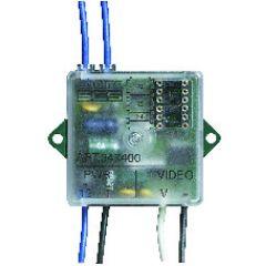 Interface caméra coaxiale pour installation BUS 2 fils vidéo
