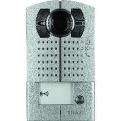 Platine de rue Linea 2000 vidéo saillie - contrôle d'accès intégré