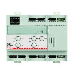 Actionneur variateur 2 sorties 40-400 W MyHOME BUS - 6 modules