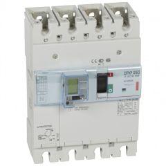 Disj puissance DPX³ 250 - électronique diff - 36 kA - 4P - 250 A