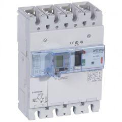 Disj puissance DPX³ 250 - magnéto-thermique diff - 36 kA - 4P - 100 A