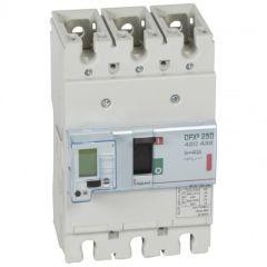 Disj puissance DPX³ 250 - électronique à unité de mesure - 36 kA - 3P - 40 A