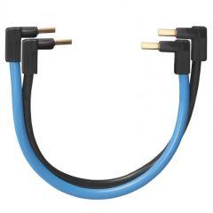 Cordon de repiquage (2) - 1 phase/1 neutre -section 10 mm² - pour bornes à vis