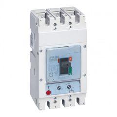 Disjoncteur magnétothermique DPX³ 630 - Icu 36 kA - 3P - 500 A