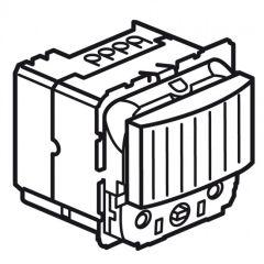 Détecteur de mouvements/luminosité + poussoir Céliane MyHOME BUS