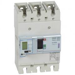 Disj puissance DPX³ 250 - électronique à unité de mesure - 50 kA - 3P - 40 A