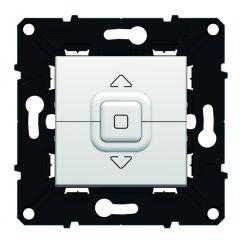 Interrupteur pour volets roulants Espace Evolution - Blanc