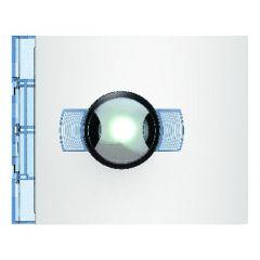 Façade Sfera New pour module électronique caméra grd angle Jour/Nuit-Allwhite