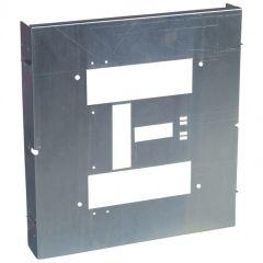 Platine réglable XL³ 4000 - 1 DPX 1600 débro - horizontal