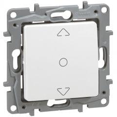 Interrupteur de volets roulants Niloé - 3 positions - Pur