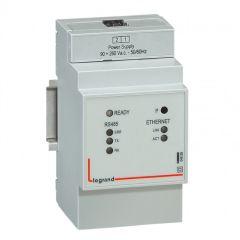 Convertisseur IP EMDX³ - RS 485 / Ethernet - 230 V - 3 modules