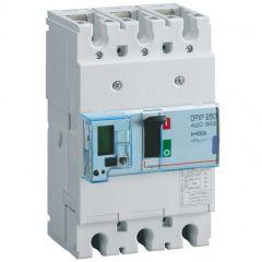 Disj puissance DPX³ 250 - électronique - 50 kA - 3P - 250 A