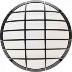 Hublot HP antivandale jupe à grille anthracite LED 3000 lm 4000k variation DALI