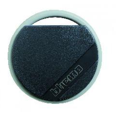 Badge de proximité résidents 13,56 MHz (lecture/écriture) - couleur noir