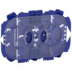 Cassette pour pigtails - 24 fibres